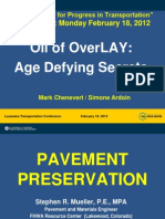 S15_National Perspective on Pavement Preservation_LTC2013