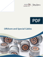 NSW Offshore and Special Cables 2