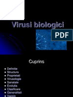 Virusi biologici
