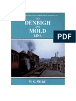 The Denbigh and Mold Line.