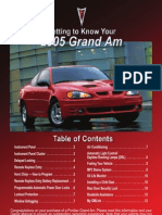 2005 Pontiac Grand Am Getknow
