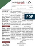 Informativo MAR 2013
