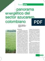 Breve Panorama Energetico Del Sector Azucarero
