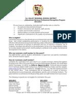 Gov Nomination Form