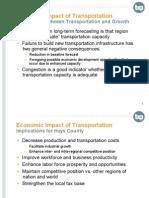FM 110 Transportation Reinvestment Zones