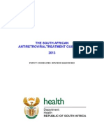 2013 South African PMTCT Guidelines