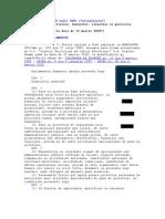 LEGE nr. 333 din 8 iulie 2003 (*actualizata*) privind paza obiectivelor, bunurilor, valorilor si protectia persoanelor (actualizata pana la data de 12 martie 2010*)