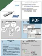 Quick Guide to CPX-FB13 ProfibusDPV A2x