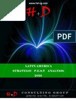 LATIN AMERICA STRATEGIC PEST ANALYSIS 2013