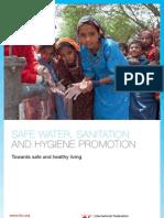 Safe water, sanitation and hygiene promotion