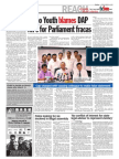 thesun 2009-03-06 page02 umno youth blames dap mps for parliament fracas
