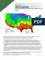 Energy Code Climate Zones