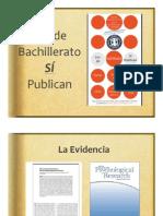 Los de Bachillerato SI Publica