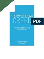 Happy Couple Creed
