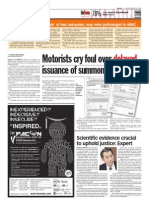 thesun 2009-03-10 page06 motorists cry foul over delayed issuance of summonses