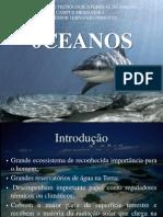 Slide Arrumado - Oceanos