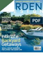 Garden Design Apr 2009