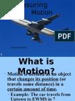 Measuring Motion 2013