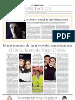 El Mercurio Novelas