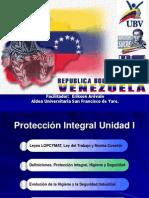 Proteccion Integral Unidad I resumen del profesor.ppt