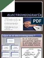 ELECTROMIOGRAFÍA