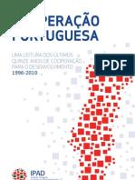 COOPERAÇÃO PORTUGUESA 1996-2010 [IPAD - 2011]