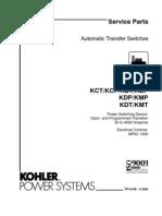 Partes Kohler