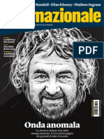 Internazionale N.989 ( 1-7 Marzo 2013)