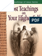 ASCENSION Lost Teachings on Your Higher Self [SCAN]