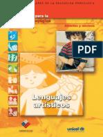 Cuadernillos Para La Reflexion Pedagogica Lenguajes Artisticos (Mineduc)