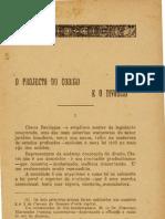 ACL 1902 02 Projecto Do Codigo e o Divorcio Por Pedro de Queiroz