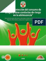 Guía de detección del consumo de drogas y otras conductas de riesgo en la adolescencia.pdf
