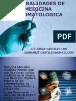 Concepto y Definiciones de Semiologia Estomatologica
