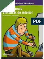 Instalaciones Electricas de Interior - Sebastian - Gonzalez