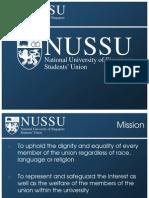 NUSSU Introduction