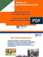 Bangkok University Presentation