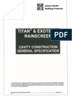 20031201 Rainscreen Cavity Construction