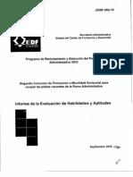 Programa de reclutaminto y selección de personal (IEDF)