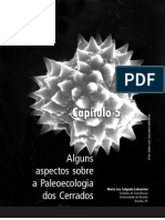 Capítulo 5 - Alguns aspectos sobre a paleoecologia dos cerrados