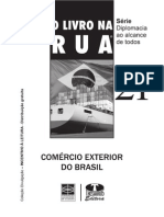 funag. comércio exterior do brasil, série diplomacia ao alcance de todos