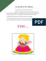 A rainha que gostava de salame - Clube TECA - 4ºC.pdf