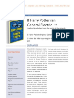 Si Harry Potter Dirigiera General Electric