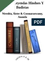Mitos Y Leyendas Hindues Y Budistas - Nivedita, Sister & Coomaraswamy, Ananda