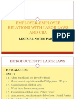 1 Introduction to Labor Laws PDF