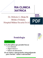 Historia Clinica Pediatrica 2010
