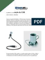 Usos e evolução do USB