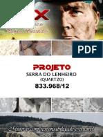 Projeto Serra Do Lenheiro
