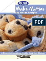 Must-Make Muffins Easy Muffin Recipes