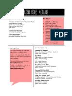 2012-2013 Resume
