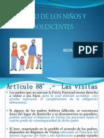 CODIGO DE LOS NIÑOS Y ADOLESCENTES
